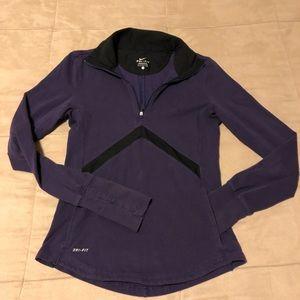 Nike Dri-fit 1/4 zip